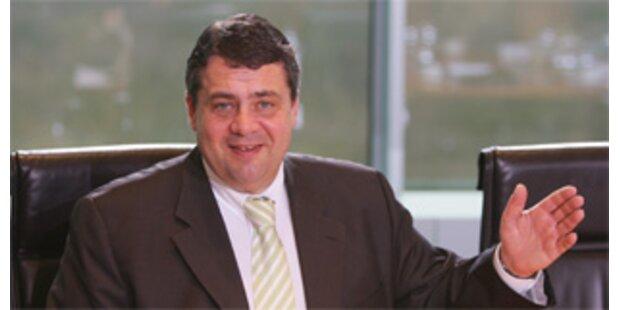 Minister jettete für einen Tag nach Berlin