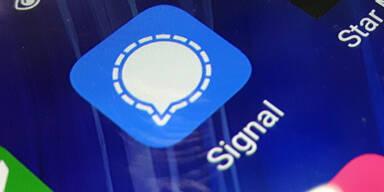 Deshalb wird WhatsApp-Alternative Signal gestürmt