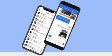 Signal wird immer mehr zum WhatsApp-Klon