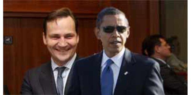 Polen über rassistischen Obama-Witz empört