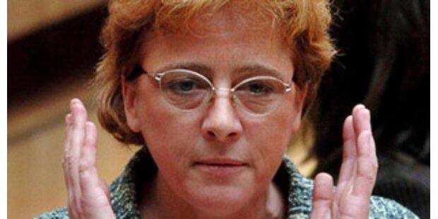 Staatssekretärin Silhavy wird Frauenministerin