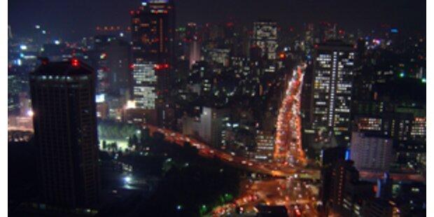 Tokio ist die teuerste Stadt der Welt