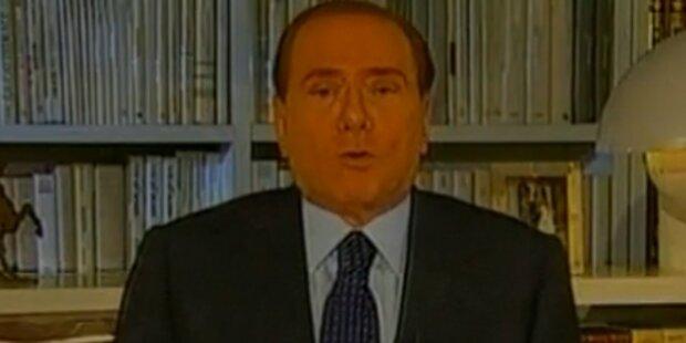 Berlusconi ist frisch verliebt