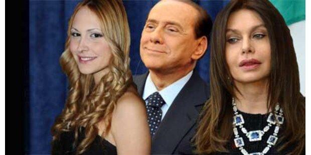 Berlusconi bestreitet Affäre mit Ex-Miss