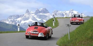 Silvretta Classic Rallye Montafon 2011