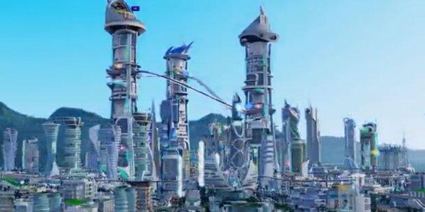 Startschuss Für Simcity Städte Der Zukunft