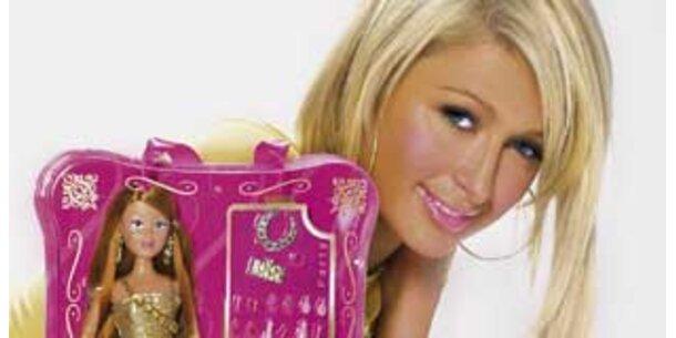Paris Hilton lässt die Puppen tanzen