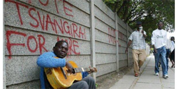 Generalstreik in Simbabwe