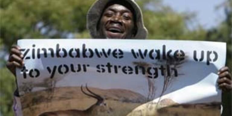 Simbabwe: Land im Umbruch.