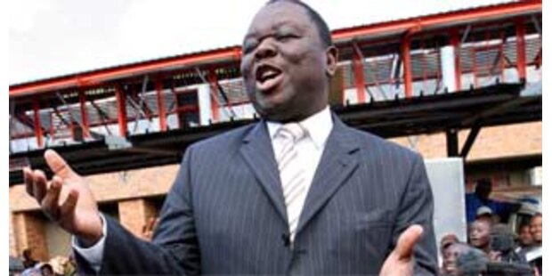 Simbabwes Oppositions-Führer wieder freigelassen