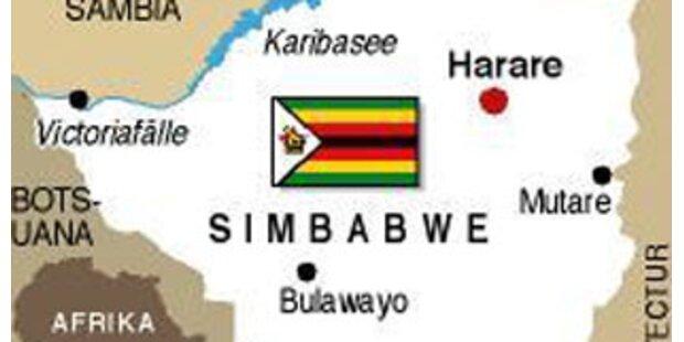 Erneut Oppositioneller in Simbabwe verhaftet