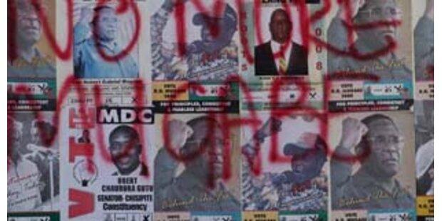 UNO verurteilt Gewalt gegen Opposition in Simbabwe