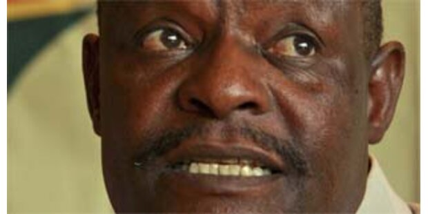 Simbabwe-Wahl: Opposition liegt vor Mugabe