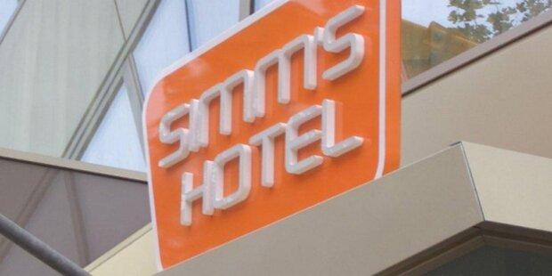 Simmering hat ein neues Luxus-Hotel