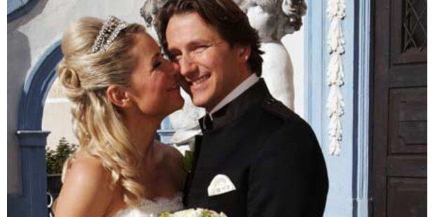 Simone und Alex haben geheiratet