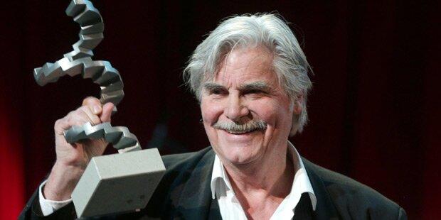 Peter Simonischek als bester Schauspieler ausgezeichnet