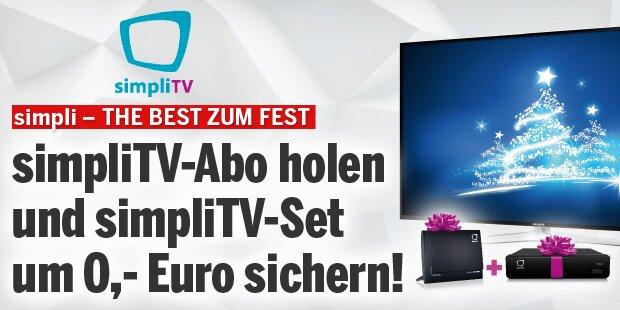 Anzeige SimpliTV