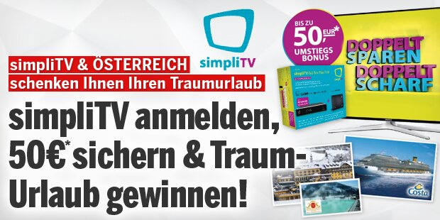 Anzeige - Simpli TV