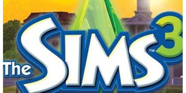 Sims 3 mit konventionellem Kopierschutz