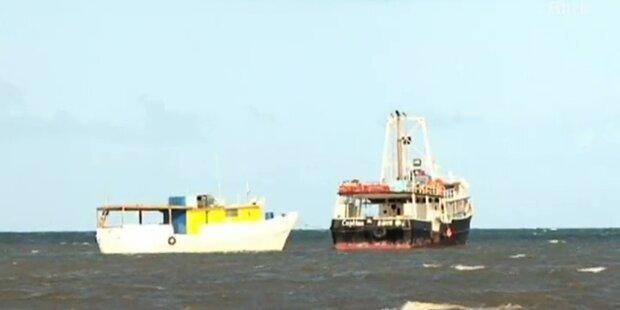 Karibik: 17 Tote bei Bootsunglück