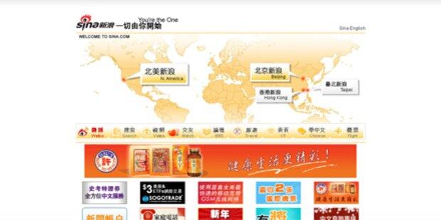 China blockiert Suche nach