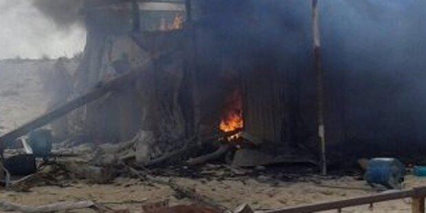 20 Tote bei ISIS-Anschlag auf dem Sinai