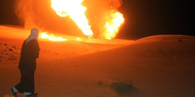 16 Tote bei Terrorattacken im Sinai