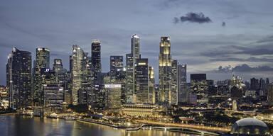 Zweite Welle: Singapur schließt Schulen und Geschäfte