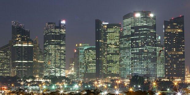 Singapur beste Start-up Stadt, Wien auf Platz 38