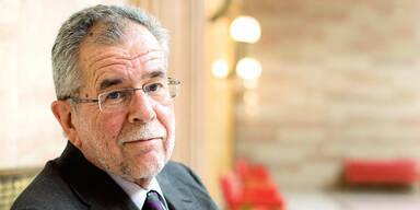 Der Bundespräsident in Salzburg
