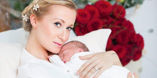 Karina: Sohn Lev ist 1 Jahr!