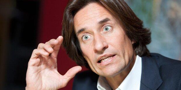 Karl-Heinz Grasser drohen 5 Jahre Haft