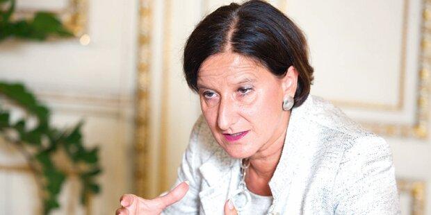 Mikl-Leitner: Aktion scharf gegen Flüchtlinge