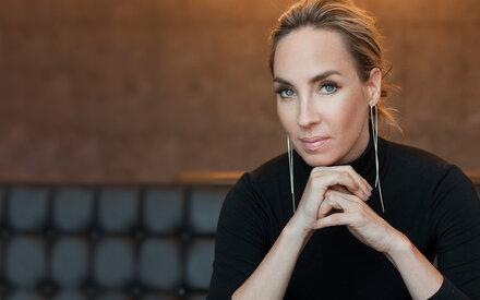 Nadja Bernhard im MADONNA-Talk