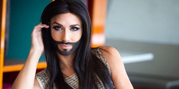 Conchita Wurst: Wieder Riesen-Wirbel