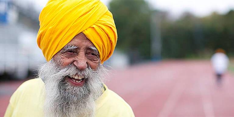 100-Jähriger absolviert Toronto-Marathon
