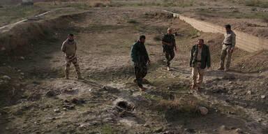 120 Leichen in ISIS-Massengrab entdeckt