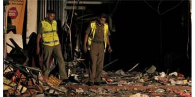 Blutiger Anschlag in Sri Lanka