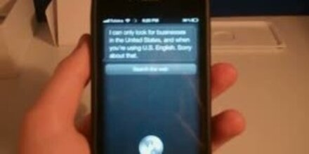"""Schlagfertiges iPhone: """"Siri"""" will nicht heiraten"""