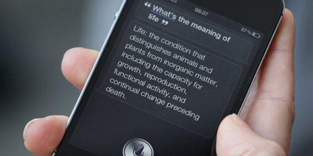 iPhone 4S: Siri beschimpft 12-Jährigen
