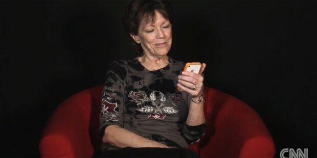 CNN enttarnt die Frau hinter Siri