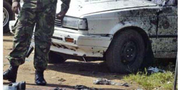 Minister bei Anschlag in Sri Lanka getötet