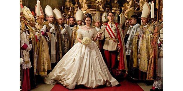 So heiratete die neue Sisi