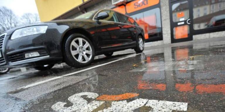 Autovermietung nun europaweit nutzbar