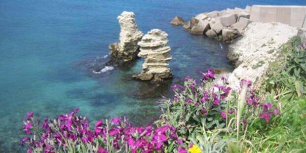Ostereier-Suche auf Sizilien