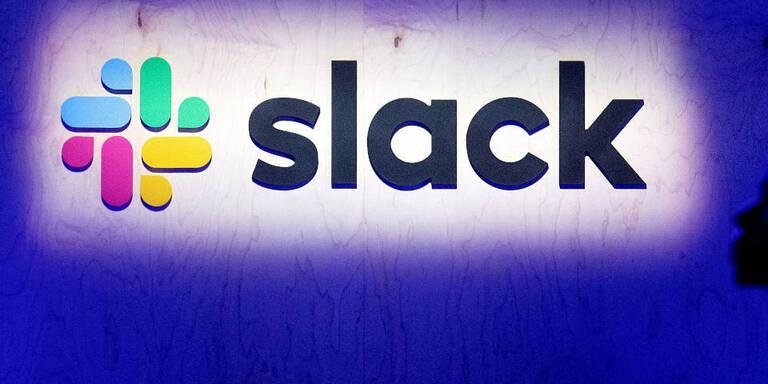 Slack startete mit Bauchfleck ins Jahr 2021