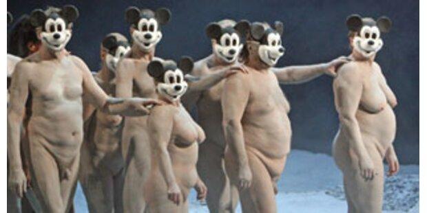 Wirbel wegen Verdi-Oper mit 34 nackten Senioren