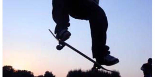 Randale und Verletzte bei Skateboard-Festival