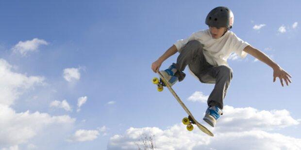 Neuer Skater-Park für Kids am Gürtel