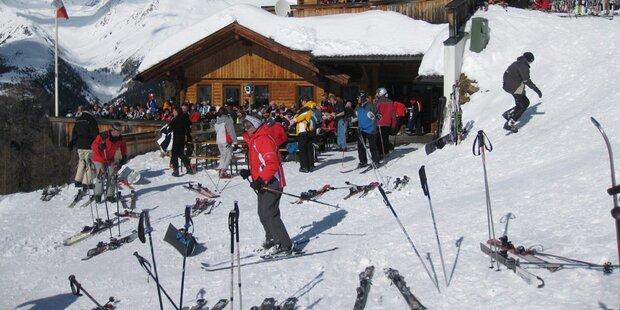 Top-Ski-Openings mit vielen Superstars